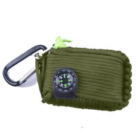 29 In 1 Survival Kit First Aid Outdoor Edc Paracord Useful Hunting Tools