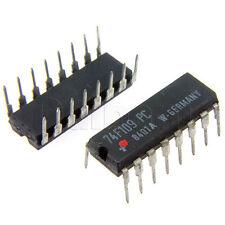 FAIRCHILD 74F157PC 16-Pin Dip QUAD F-TTL IC New Quantity-5