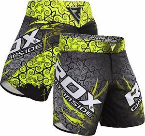 RDX-MMA-Short-Entrainement-Kick-Boxe-Free-Fight-Combat-Martiaux-Cage-FR