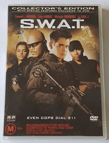 1 of 1 - SWAT DVD COLLECTOR'S EDITION (#DVD01054)