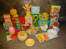 "Vintage Lot ""D"" @ 12 Avon Kids Soaps/Shampoo/Bubble Bath/Cream  - Full in Boxes"