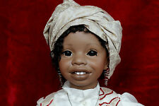 EMMIT by RuBert Porcelain Doll 1995 the Doll Artworks