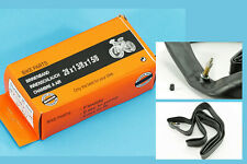 WOW Fahrradschlauch Blitzventil Ersatzschlauch Dunlopventil 28 Zoll Reifen