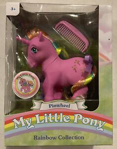 New My Little Pony 35th Anniversary Rainbow Collection Pony - Pinwheel