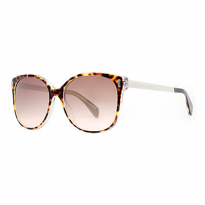 Marc by Marc Jacobs MMJ 464/S A50/HA Havana Brown Butterfly Sunglasses
