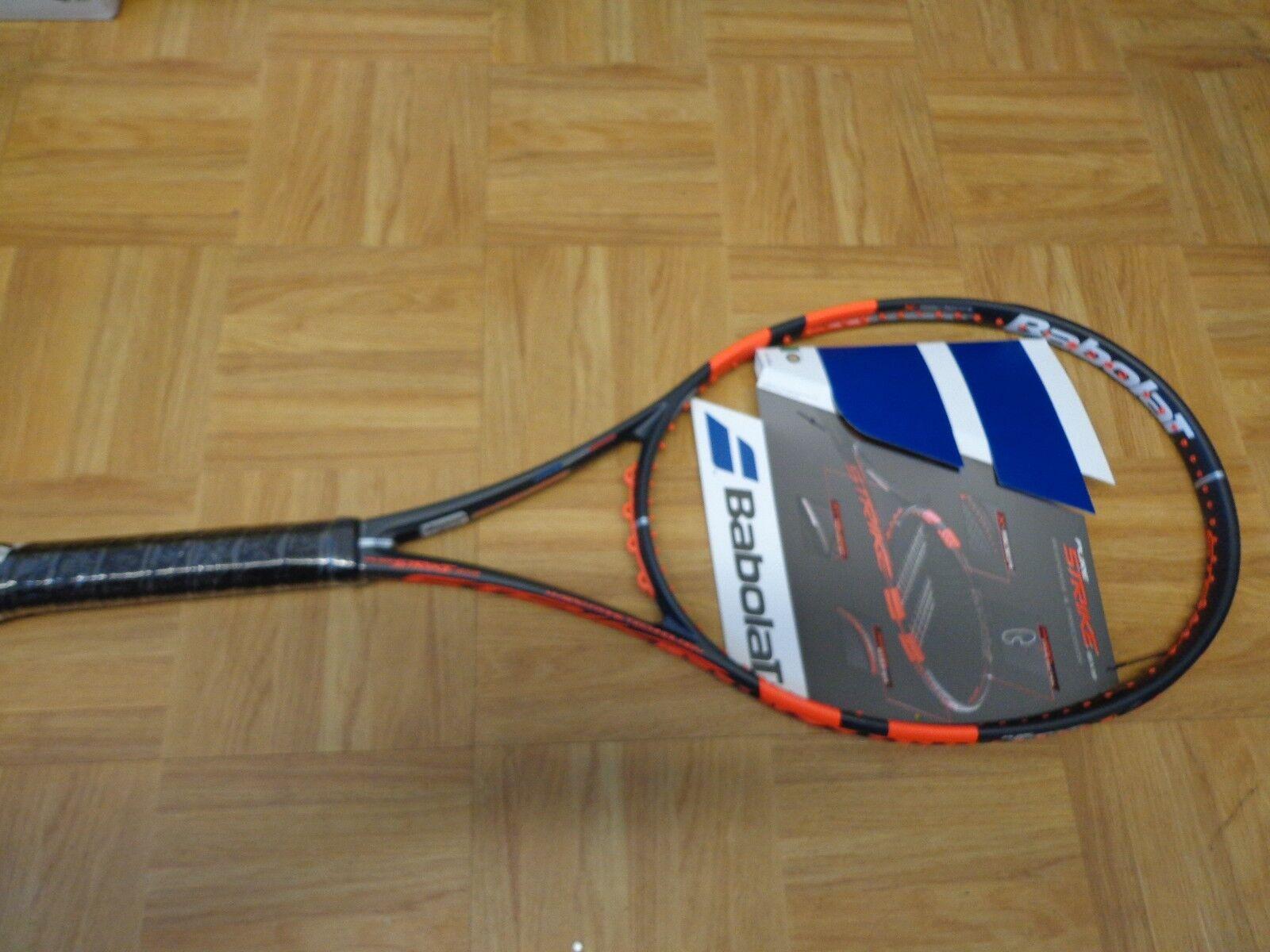 NEW Babolat Pure Pure Pure Strike TOUR 98 head 18x20 11.3oz 4 1/4 grip Tennis Racquet 1caaec