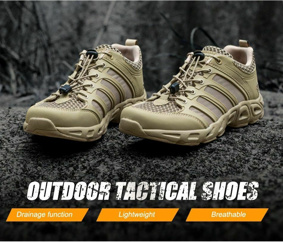 Waterproof Breathable Tactical Hiking schuhe Walking Camping Trekking Trail Stiefel