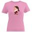 Juniors-Girl-Women-Shirts-Tee-T-Shirt-Snow-White-and-Seven-Dwarfs-Grumpy-Disney thumbnail 8