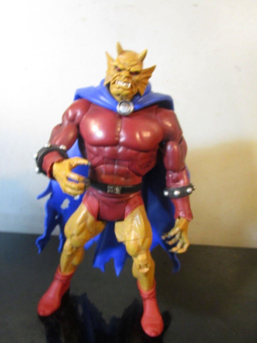 Etrigan DC Universe Classics Series 1 Figure LOOSE Mattel