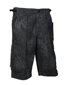 Us Bermuda Prewash Mandra Night Snake Camo Shorts Trousers short Camouflage