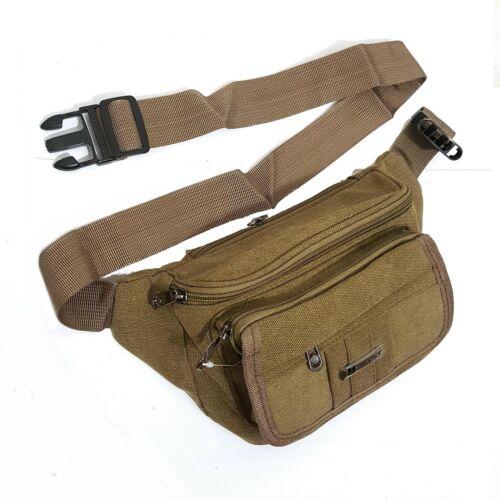 Army Gürteltasche Bauchtasche Reise Handytasche Outdoor Handy Tasche Vintage