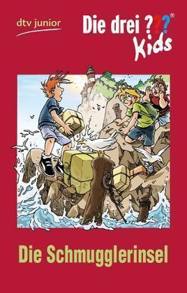 Die drei ??? Kids - Die Schmugglerinsel von Ulf Blanck (2009, Taschenbuch)