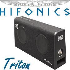 HIFONICS TRITON 165.2 Basskiste MDF Gehäuse mit 2x16,5cm Bass Subwoofer