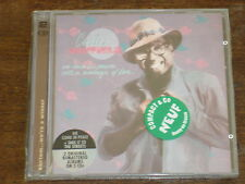 CURTIS MAYFIELD We come in peace with a message of love 2CD NEUF