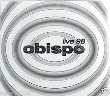 CD audio.../...PASCAL OBISPO.../...LIVE 98..../...2 CD...
