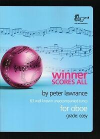 Le Meilleur Winner Scores All Lawrance Oboe Moderne Et EléGant à La Mode