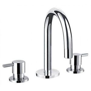 PIN-Round-bathroom-vanity-3-piece-Basin-Tap-faucet-Set-Quarter-Turn-bathroom-sin