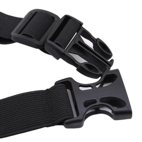 Race Belt Black Bib Triathlon Running Ultra Marathon Endurance Adjustable T