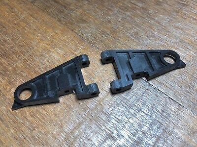 3d Printed Reproduction of Tamiya front suspension arm 1 pair Porsche 959