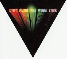 Daft Punk One More Time RARE promo sticker '00