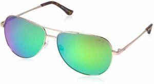 Revo-Unisex-RE-5015-04-GN-Johnston-Polarized-Aviator-Sunglasses-Gold