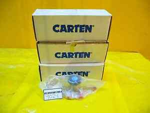 Carten-300003-02-UHP-Valve-G375PC2R-LV-P625-Body-Lot-of-3-New