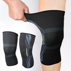 2Pcs-Knee-Support-Brace-Compression-Sleeve-Arthritis-Running-Sport-Pain-Relief