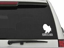 Cw2765 Pennsylvania Wild Turkey Car Truck Window Decal Sticker Hunting Sports