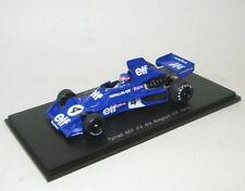 Tyrrell 007 No. 4 P. Depailler 4th Belgium GP 1975