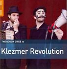The Rough Guide to Klezmer Revolution 0605633120523 by Various Artists CD