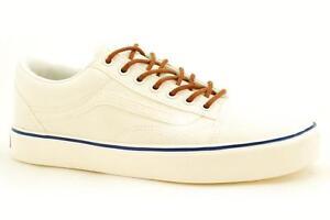 Vans Skater Scarpa Classic Old Skool LITE WHITE CLASS 4o6ixc