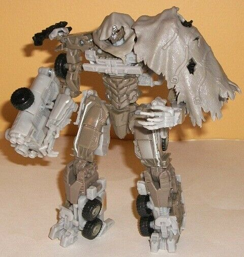 Transformers Dark of The Moon MEGATRON complete voyager dotm
