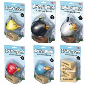 TACTIC-ANGRY-BIRDS-ACTION-GAME-ADD-ON-WOODEN-BLOCKS-SOFT-TOYS