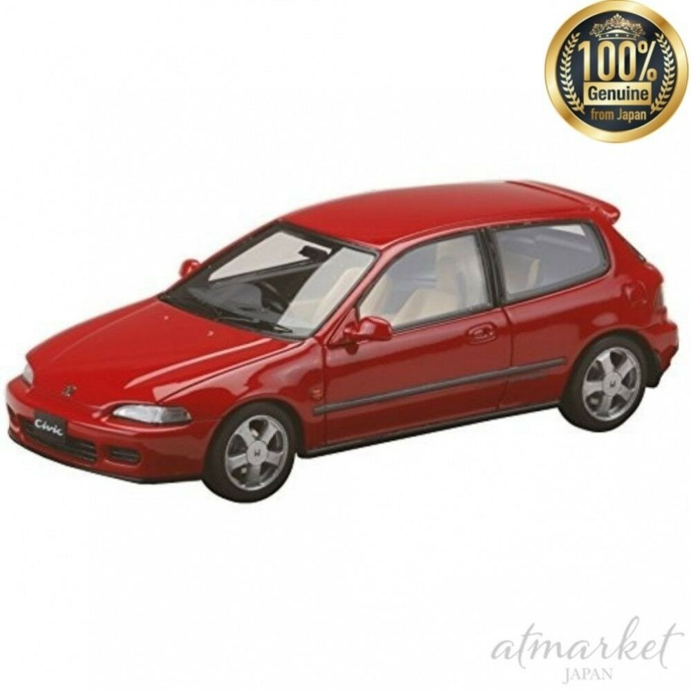 Hobby japan pm4365br auto mark 43 1   43 honda civic sir ii eg6 mailand roten fertig