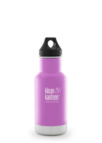Klean Kanteen 12oz Classic Best Vacuum Insulated Bottle Hot/& Cold choose color