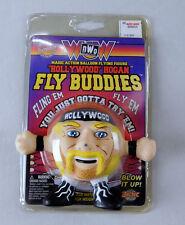 WCW Wresting Fly Buddies Hollywood Hulk Hogan NEW MOC Toymakers WWE