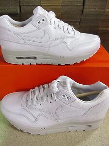 reputable site 8013c 99b4c Image is loading Nike-Air-Max-1-Pinnacle-Womens-Running-Trainers-