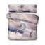 3D-hermoso-castillo-unicornio-Cubierta-Del-Edredon-Edredon-Cubierta-Juego-de-cama-funda-de-almohada miniatura 25