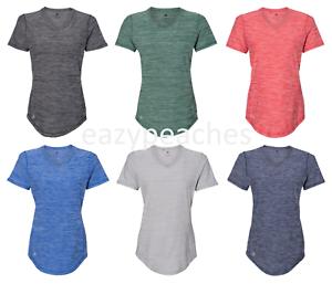 Details about Adidas - NEW Women's Dri Fit Mèlange Tech T-Shirt - Athletic  Tee Shirt - S-3XL