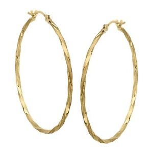 Eternity-Gold-Twisted-Hoop-Earrings-in-14K-Gold
