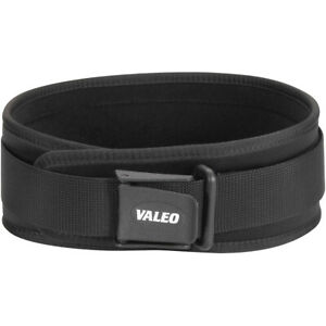 """Valeo 6/"""" Competition Classic Lifting Support Belt LARGE #Q288 VA4678LG  Preowned"""