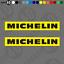 Etiqueta del vinilo pegatina Michelin-no Impreso-Vintage Neumáticos Michelin 9230-1219