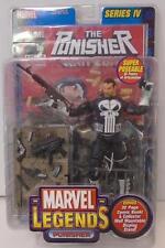 Marvel Legends: Punisher Action Figure (2003) Toy Biz Unopened Series IV