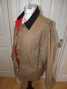 dc606e62db98f Image is loading Genuine-Orvis-Waxed-Cotton-Field-Hunting-Coat-Shooting-
