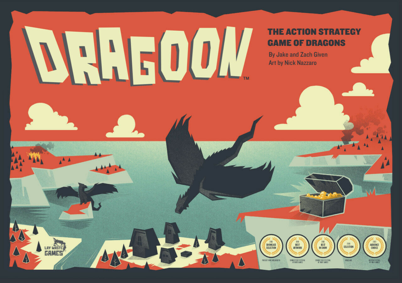 Dragoon  - BRAND NEW