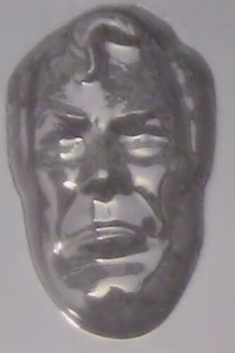 Superman Faces and Emblem Chocolate Candy Mold 323