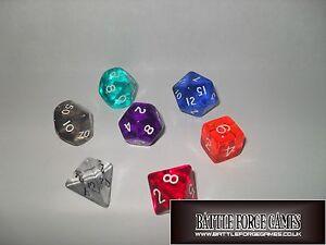 GEM-DICE-SETS-Multi-Sided-Poly-Dice-D20-RPG-D-amp-D-NEW