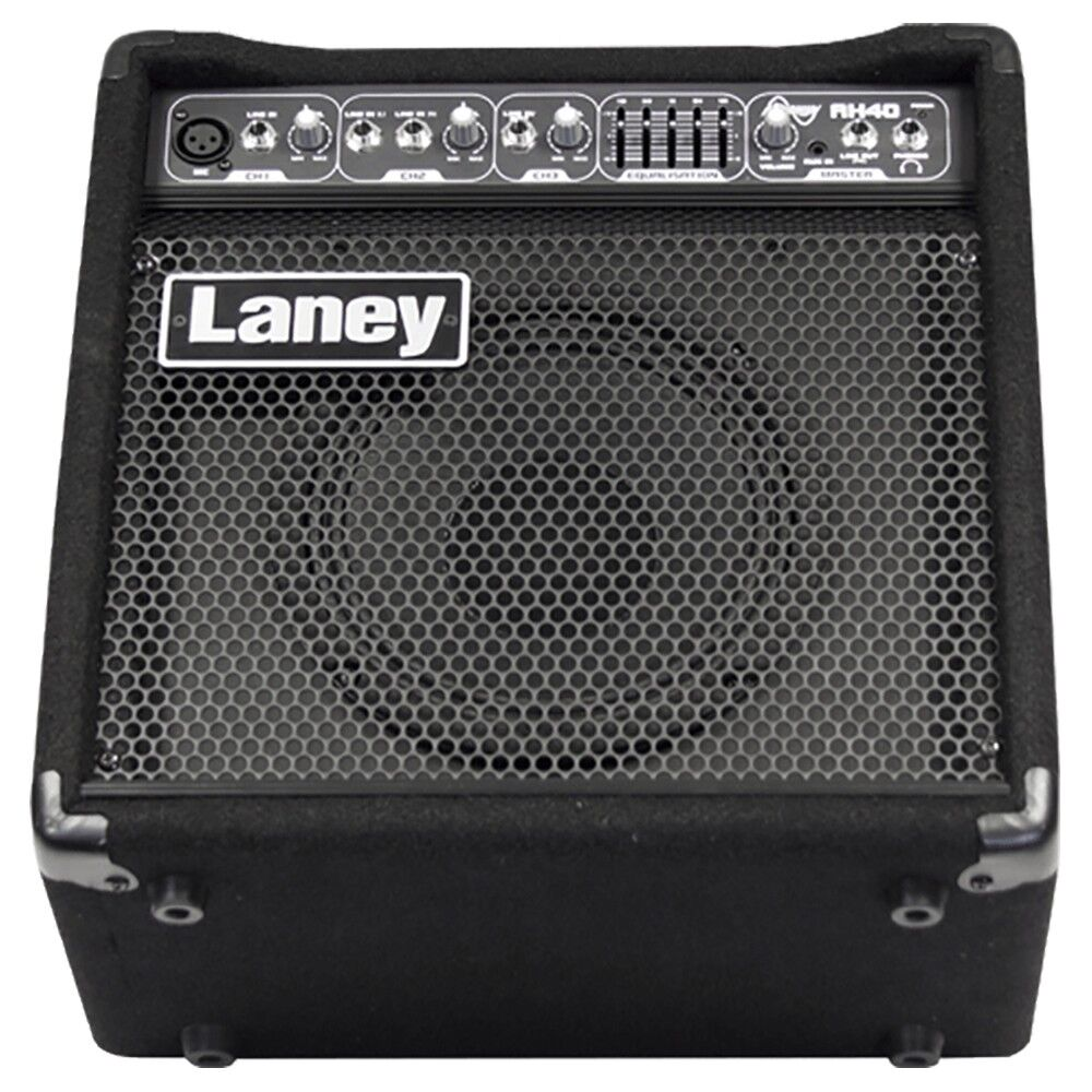 laney ah40 audiohub combo guitar bass drum keyboard acoustic electric am new used girtars. Black Bedroom Furniture Sets. Home Design Ideas