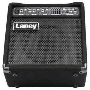 Laney-AH40-Audiohub-Combo-Guitar-Bass-Drum-Keyboard-Acoustic-Electric-Amplifier