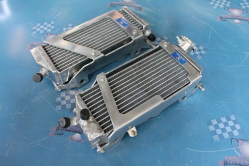 Alloy Radiator/&Guards Fit KTM 350//450//530 EXC//EXC-R//EXC-F//XCF-W//XC-W 2008-2015